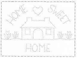 Tin Punch Patterns Awesome Tin Punch Patterns P 48 Home Sweet Home 48x48 Pierced Tin Designs