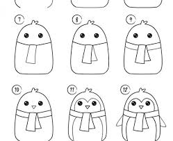 Draw So Cute Girl Coloring Pages Boy And With Page Free Printable In