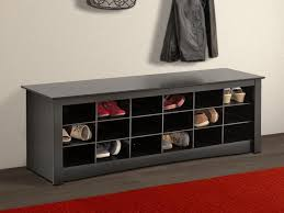 shoe storage bench for gorgeous ikea garage regarding ideas 15