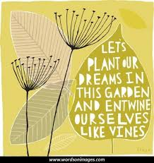 Quote Garden Delectable Quote Garden Collection Of Inspiring Quotes Sayings Images