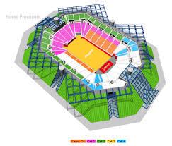 Accorhotels Arena Paris Bercy Floor Standing