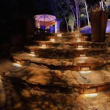 outdoor kitchen lighting. Tread Lighting In Your Outdoor Kitchen Will Help Keep You Safe. L