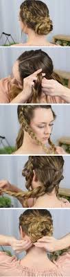 Best 25+ Braided homecoming hairstyles ideas on Pinterest ...