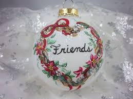 Hand Decorated Christmas Balls 100 Awesome HandPainted Christmas Ornament By Barbara Home 10