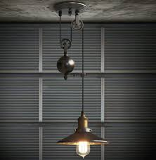 Wrought Iron Pendant Lights Kitchen Aliexpresscom Buy Kitchen Rise Fall Pulley Pendant Lights