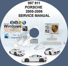 porsche 911 997 workshop service repair manual cd 2005 2006 porsche 911 997 workshop service repair manual cd 2005 2006