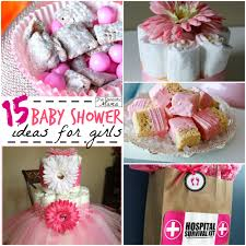 Decent Girls Realistic Mama Also Baby Shower Ideas in Baby Shower Ideas For  A Girl