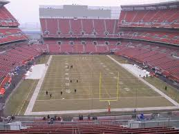 Firstenergy Stadium Cleveland View From Dawg Pound 319