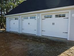 9 x 8 garage doorCarriage House Doors Installed In Woolwich ME  PenBay Pilot