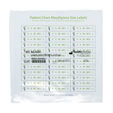 Patient Chart Labels