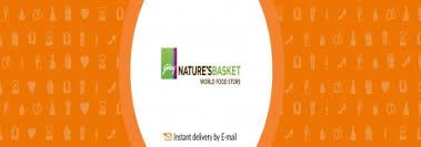 Gift Card :: DIGITAL :: Godrej Nature's Basket E-Gift Card