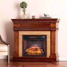 infared electric fireplace southern enterprises infrared electric fireplace in oak infrared electric fireplace log set