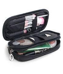 fashion women s makeup bag travel wash toiletries bag cosmetics storage pouch