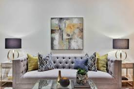 lighting ideas for living room with low