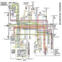 diagrama suzuki gs1000 diagrama eléctrico wiring diagram suzuki gs1000