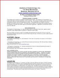 letter cosmetology resume sle recent graduate of intent for exles luxury rhlclreport makeup artist monsterrhmonster