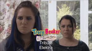 This opens in a new window. Tracy Beaker Returns Tribute Elektra Youtube