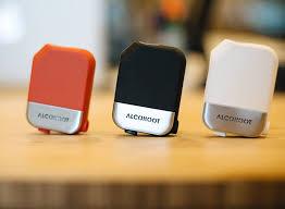 Hasil gambar untuk Alcohoot  Mobile Breathalyzer
