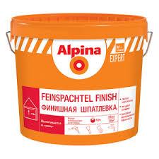 ALPINA <b>EXPERT</b> Feinspachtel Finish шпатлевка финишная (15кг ...