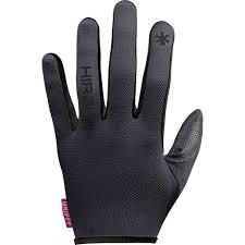 Light Gloves Hirzl Grippp Light Ff Full Finger Gloves All Black