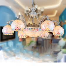 image of chandelier tiffany ceiling light