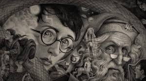 celebrate 20 years of harry potter with gorgeous new book covers