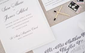 Wedding Name Wedding Invitation Etiquette How To Include Parents Names