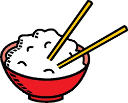 bowl of rice clip art. Plain Rice Bowl Of Rice Clip Art Intended Clip Art I