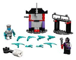 Epic Battle Set - Zane vs. Nindroid 71731 | NINJAGO® | Buy online at the  Official LEGO® Shop US