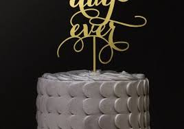 11 modern wedding cake toppers that are actually cool stylecaster
