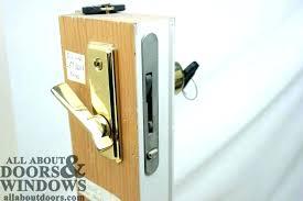patio door handle and lock guardian door locks guardian patio door locks glamorous guardian sliding door patio door handle