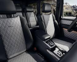 2016 mercedes g wagon interior. Delighful Interior Interior Front 2016 MercedesBenz GClass Designo Seats And Mercedes G Wagon Interior L