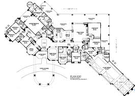 84 best house plans images on pinterest architecture, house 1 5 Story House Plans With Loft first floor plan of mediterranean house plan 54722 1.5 Story House Plans with 3 Car Garage