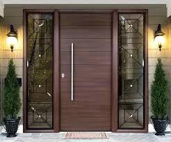 modern office door. Decoration: Modern Office Door Image Of Wood Front Design