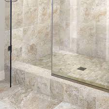 tile bathroom. Fine Tile Stone Look In Tile Bathroom U