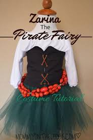 zarina the pirate fairy diy costume argh tastic diy pirate costume ideas