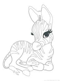 Printable Colouring Pages Baby Animals Coloring Source Kids