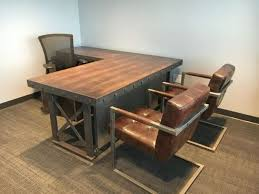industrial style office chair. Photo 1 Of 5 Industrial Style Office Furniture #1 Great Creative Modern In Chair