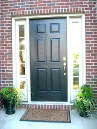 exterior door painting ideas. Wonderful Ideas Front Door Paint Ideas Color For On Red Brick House    Throughout Exterior Door Painting Ideas O