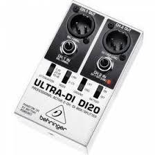<b>BEHRINGER</b> DI-20 <b>ULTRA</b>-<b>DI Директ</b>-<b>бокс</b>/сплиттер купить в ...