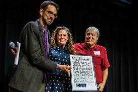 Abigail Disney Receives 'Class Traitor' Award   NPR Illinois