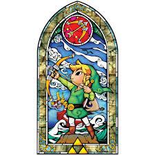 the legend of zelda wind waker hero s bow wall sticker image 1