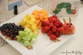 How To Decorate Fruit Tray Book Themed Baby Shower View From The FridgeView From The Fridge 88