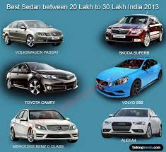 Best Sedan Between Lakh To Lakh India
