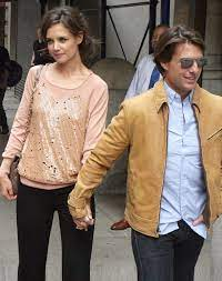 The exclusive, shocking story of how katie what katie didn't know. Katie Holmes Tom Will Immer Mehr Kontrolle