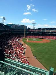 Budweiser Roof Deck Fenway Seating Chart Fenway Park Section Right Field Roof Deck Tables Row 2