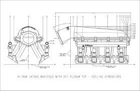 holley ls1 ls2 ls6 hi ram aluminum intake manifold hawks third holley ls1 ls2 ls6 hi ram aluminum intake manifold
