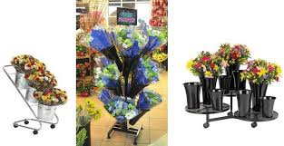 Florist Display Stands