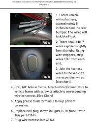 amazon com hopkins 11141144 vehicle wiring kit automotive