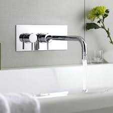 waterfall bathtub faucet wall mount amazing bathroom design charming oil rubbed bronze wall mount bathtub faucet on mounted faucets chrome finish waterfall